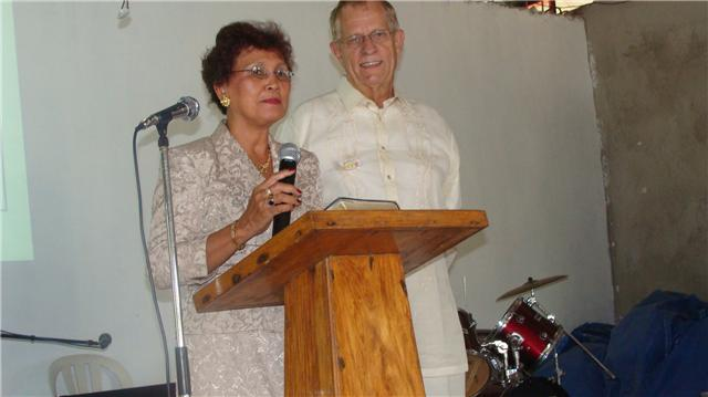 Sister Carmen & Perry Geeck, Dedication Sunday