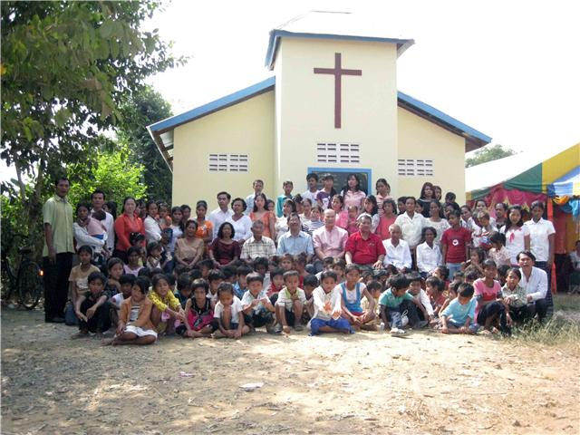 Congregation, Chrab Krasang, Peace Church