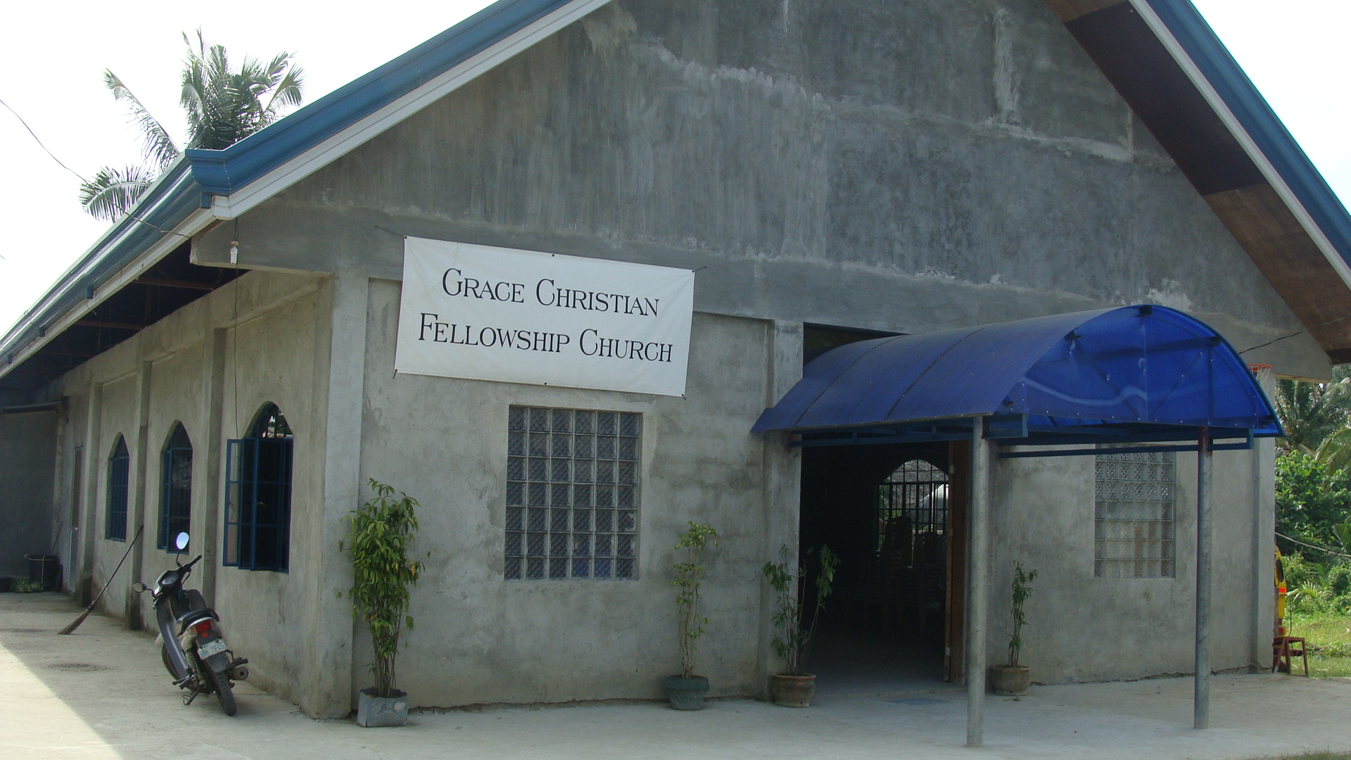 Grace Christian Fellowship Church, Calbahog City, Philippines