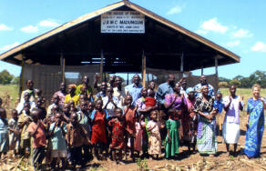 The House of Prayer Church, East Africa