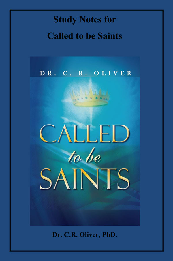 Called to be Saints Study Guide