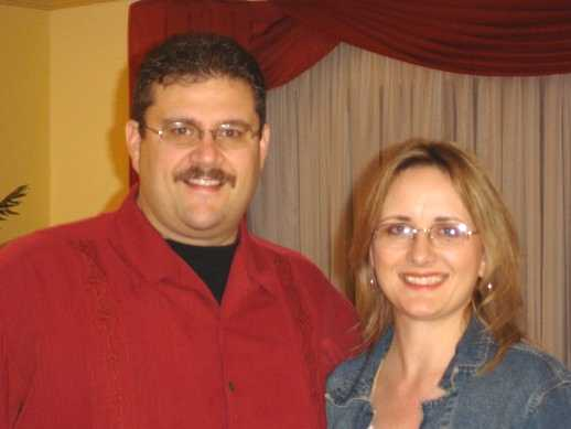 Pastor Rick & Kimberly Sutton