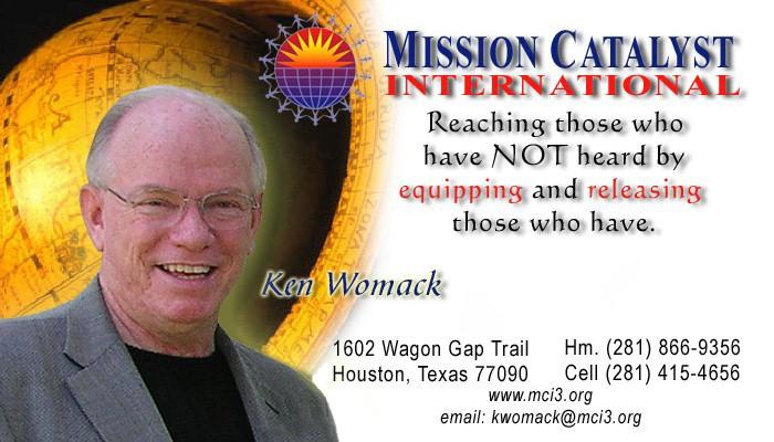 Ken Womack