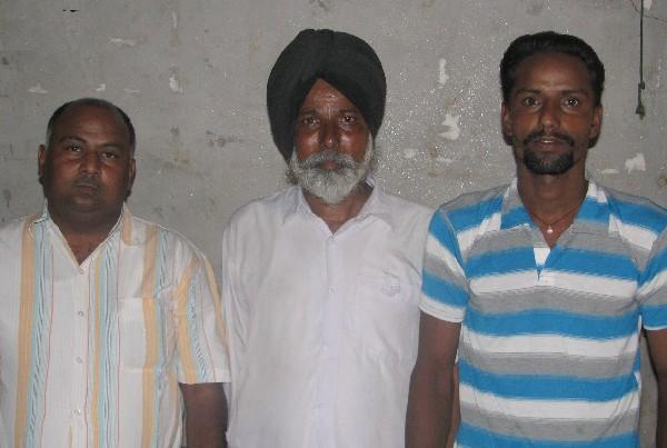 Mr. Singh & Khalid